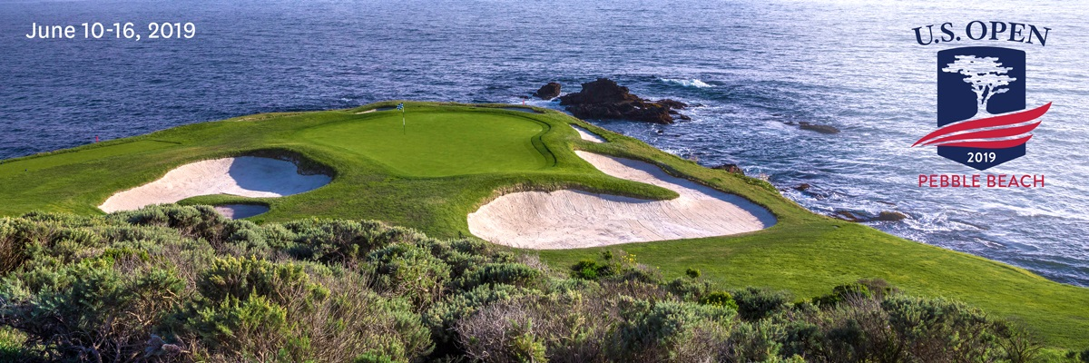 Image result for us open pebble beach